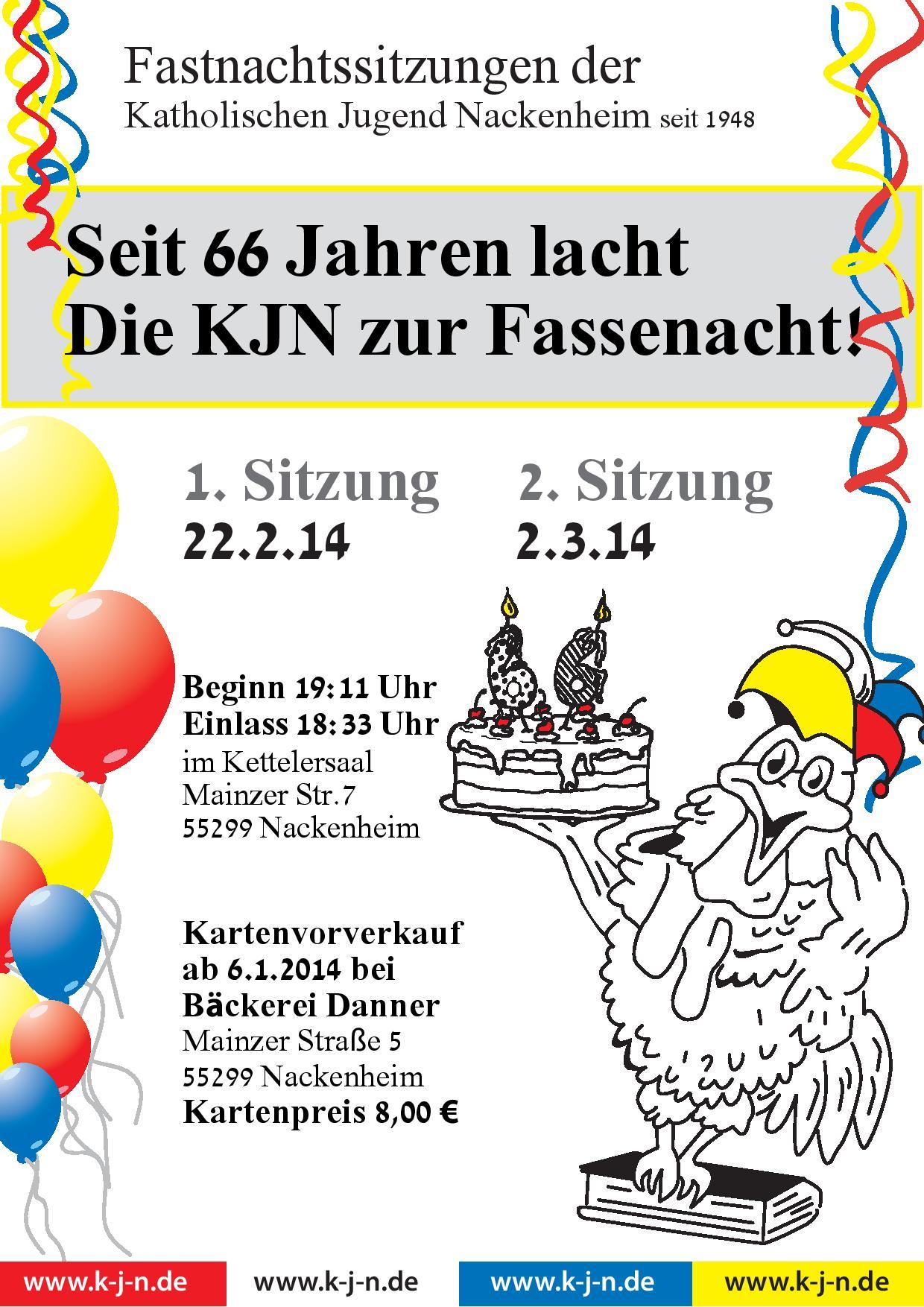 KJN 14 Plakat