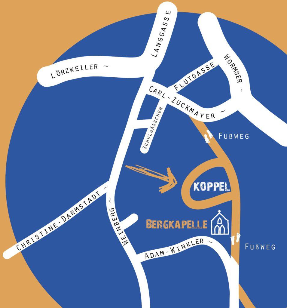 KJN Koppelfest 16 Karte